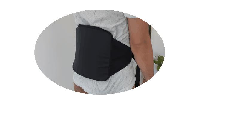 protection lombaire et abdominale